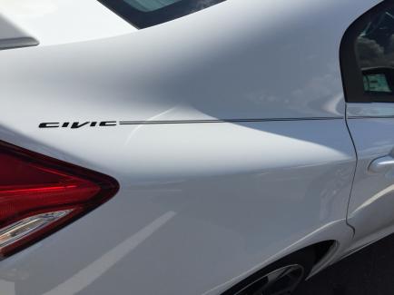 Violassi Striping Company Honda Logo Emblem Decal