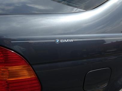 BMW vinyl pinstripe emblem stripe logo decal graphic emblem logo vinyl decal pinstripe graphic sticker stripe