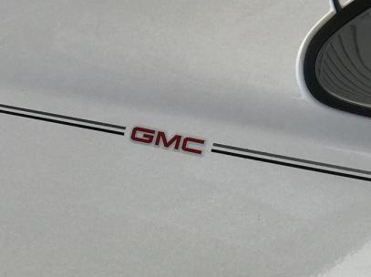 GMC Terrain Sierra acadia terrain yukon envoy vinyl pinstripe emblem stripe logo decal graphic