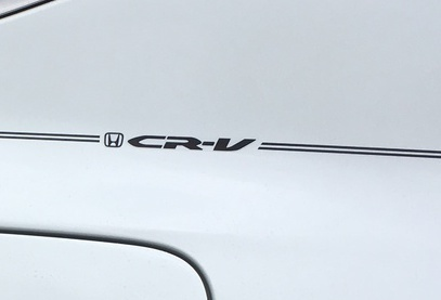 Honda Pilot Accord Civic CRV CR-V Odyssey Pilot Ridgeline Fit HRV HR-V Crosstour vinyl pinstripe emblem logo decal graphic stripe sticker kit