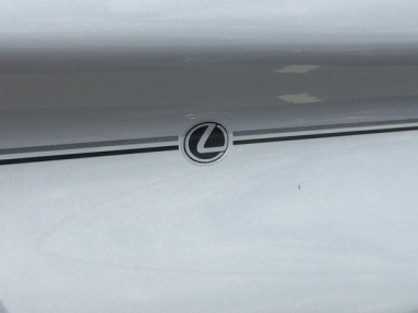 Lexus vinyl pinstripe emblem stripe logo decal graphic stickers