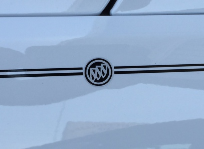 Buick Regal LaCrosse Envision Encore Enclave vinyl pinstripe emblem stripe logo decal graphic emblem logo vinyl decal pinstripe graphic sticker stripe
