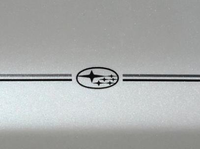 Subaru Forester,vinyl pinstripesauto,car,vehicle,pinstripe,pinstripes,stripes,small,logo,logos,small,decal,decals,emblem,emblems,graphic,graphics