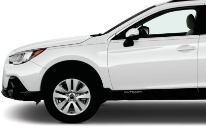 Subaru Legacy, WRX, Impreza, Ascent, Outback, Forester, Crosstrek ,auto,car,vehicle,vinyl, pinstripe,pinstripes,stripes,small,logo,logos,small,decal,decals,emblem,emblems,graphic,graphics
