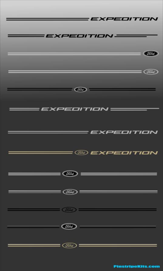 Ford Focus Edge fusion focus f150 explorer expedition escape decal vinyl pinstripe emblem stripe logo decal graphic graphics decals