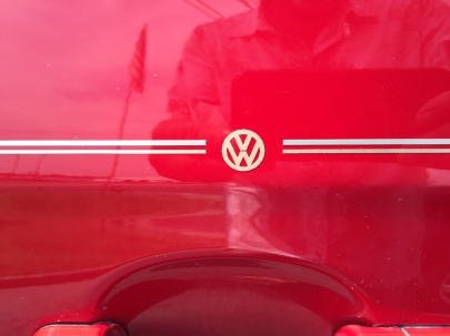 VW Volkswagon golf Jetta Passat Beetle vinyl pinstripe emblem stripe logo decal graphic