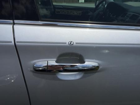 Lexus vinyl pinstripe emblem stripe logo decal graphic