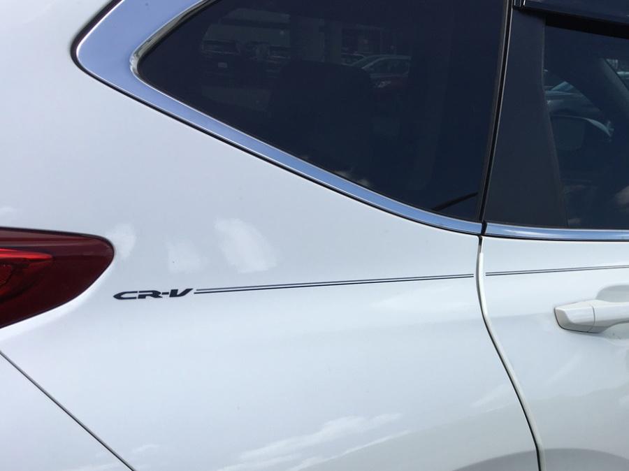 Violassi Striping Company - Honda CRV logo emblem decal pin stripe kit